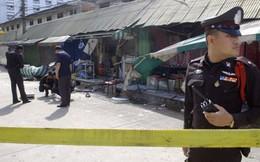 Thủ đô Bangkok của Thái Lan rung chuyển bởi hàng loạt vụ nổ