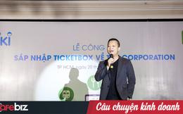 """Tiki mua lại 100% cổ phần của Ticketbox, tiết lộ số tiền đầu tư bỏ ra """"không hề nhỏ"""""""