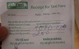 """Phẫn nộ: Du khách đi từ sân bay Tân Sơn Nhất về Nguyễn Huệ, bị """"chém"""" 1,2 triệu đồng"""