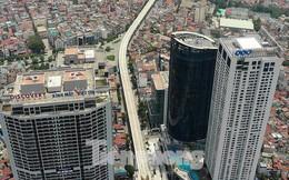 Hình hài đường sắt Nhổn - Ga Hà Nội sau 2 năm chậm tiến độ