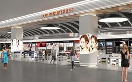 Lotte mở cửa hàng miễn thuế thứ 4 ở Việt Nam