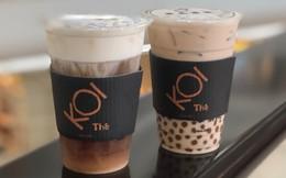 Sau Phúc Long, đến lượt thương hiệu trà sữa đình đám KOI Thé tiến quân ra Hà Nội