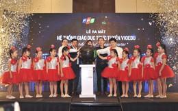 FPT ra mắt hệ thống học trực tuyến ứng dụng AI đầu tiên tại Việt Nam