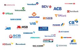 Bảng xếp hạng vốn điều lệ ngân hàng sắp có trật tự mới