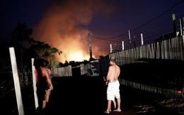 Họp khẩn cấp cứu rừng Amazon