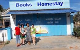 Phú Yên có gì: Ghé thăm làng homestay ven biển tràn ngập không gian sách và màu sắc trẻ thơ