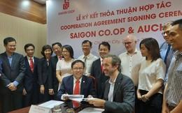 Saigon Co.op nói về thương vụ với Auchan: Đây chẳng phải là một vụ M&A, chỉ đơn giản là nhận chuyển giao!