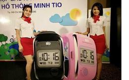 Đồng hồ định vị cho trẻ em giúp bố mẹ quản lý con cái