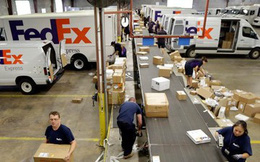 FedEx cắt quan hệ với Amazon
