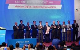 Lần đầu tiên, Viettel, FPT, Bkav, VNG, cùng 4 ông lớn công nghệ khác bắt tay nhau thành lập liên minh chuyển đổi số, tham vọng xây dựng một Việt Nam hùng cường