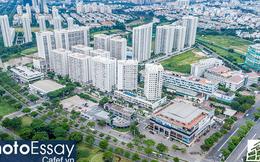Toàn cảnh đại lộ tỷ đô đã tạo nên một thị trường bất động sản rất riêng cho khu Nam Sài Gòn