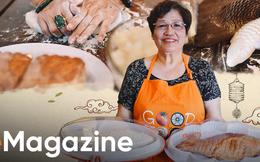 Nghệ nhân Ánh Tuyết: Bánh Trung Thu hơn hẳn Trung Quốc, Thái Lan, chỉ có điều 'người Việt khiêm tốn quá'