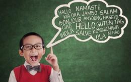 Đây là cách một ông bố Mỹ dạy con học ngoại ngữ khiến bà mẹ Việt giật mình và khâm phục