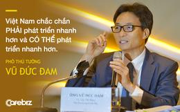 """Băn khoăn của Chủ tịch Tập đoàn BRG và lời giải đáp của Phó Thủ tướng Vũ Đức Đam: """"Đâu là động lực chính để Việt Nam vừa phát triển nhanh, vừa phát triển bền vững trong 10 năm tới?"""""""