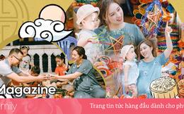 Tinh tế, cầu kỳ như Trung thu truyền thống của người Hà Nội: Chừng nào người lớn còn mặn nồng, truyền thống làm sao mà nhạt được