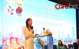 Bộ trưởng Bộ Công nghiệp Malaysia: Malaysia và Việt Nam cần có những cái bắt tay để ngành công nghiệp dầu cọ tiến xa hơn