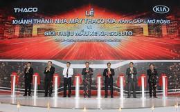 Thaco nâng cấp, mở rộng nhà máy lắp ráp xe Kia: Công suất 50.000/năm, sản xuất tự động và điều hành thông minh