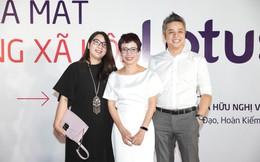 Nhiều doanh nhân, chuyên gia marketing… đổ bộ thảm đỏ ra mắt MXH Lotus
