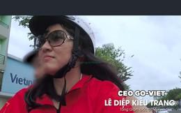 Bà Lê Diệp Kiều Trang rời ghế CEO Go-Viet chỉ sau vỏn vẹn 5 tháng điều hành