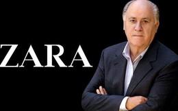 """""""Bố già"""" Amancio Ortega: Từ người thợ may bỏ học năm 13 tuổi đến ông chủ đế chế Zara ngày nay và những bí mật để trở thành một tỷ phú"""