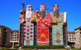 10 tòa nhà kiến trúc kỳ lạ nổi tiếng ở Trung Quốc