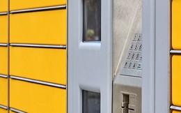 Tủ khóa thông minh đang là tương lai của thương mại điện tử?