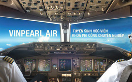 """Tuyển sinh phi công đợt 2, Vinpearl Air tổ chức ngày hội tư vấn """"Chạm ước mơ bay cùng Vinpearl Air"""" tại 3 miền: Bắc, Trung, Nam"""