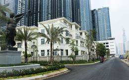 Có gì bên trong biệt thự 6 triệu USD của giới nhà giàu tại Vinhomes?