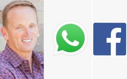 """Chuyện chưa kể về """"thánh"""" đầu tư Jim Goetz và thương vụ đầu tư giá trị nhất thế giới vào ứng dụng Whatsapp"""