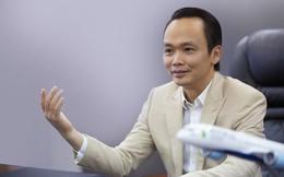 Ông Trịnh Văn Quyết định bán 70 triệu cổ phiếu của FLC Faros để giảm tỷ lệ sở hữu, Tập đoàn FLC đã góp thêm vốn 242 tỷ cho Bamboo Airways