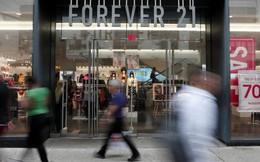Forever 21 chính thức nộp đơn xin phá sản