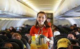 Vietjet dẫn đầu thị phần hàng không nội địa 6 tháng, mảng quốc tế tăng mạnh