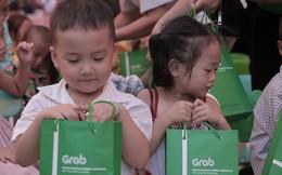 Grab trao tặng 117.000 bữa ăn cho sinh vùng cao