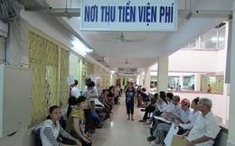 Bệnh viện tại các đô thị sẽ phải thanh toán viện phí không dùng tiền mặt