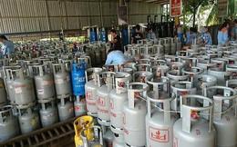 Đầu năm 2019 giá gas tăng 4.000 đồng/bình 12 kg