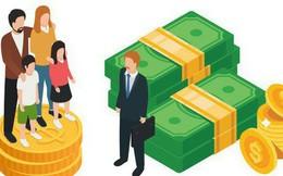 Xuất hiện nhiều gia đình siêu giàu trong giới ngân hàng