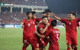 Việt Nam kết thúc năm 2018 đại thành công bằng chiến thắng ấn tượng trước Philippines