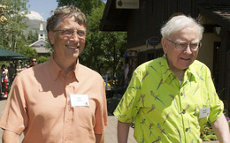 Tỷ phú Bill Gates học được điều gì từ Warren Buffett?