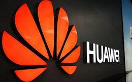 """Huawei """"vui tính"""" gửi thông điệp chúc mừng năm mới trên Twitter bằng iPhone"""