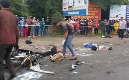 Khởi tố vụ án, tạm giữ hình sự tài xế gây tai nạn thảm khốc ở Long An