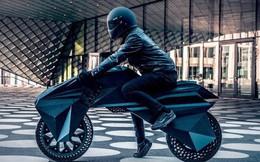 Xe gắn máy điện in 3D đầu tiên trên thế giới
