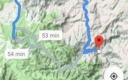 Đi theo đường tắt tiết kiệm 15 phút được Google Maps gợi ý, anh chàng người Úc có chuyến đi nhớ đời