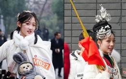 Cả một trời trai xinh gái đẹp xúng xính váy áo cổ trang dự thi vào trường nghệ thuật lớn hàng đầu ở Trung Quốc