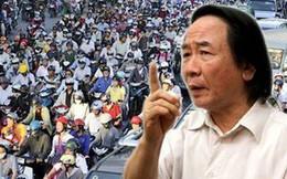 TS Thủy: Từ tai nạn thảm khốc ở Long An 'nói cấm xe máy là không hiểu biết về giao thông'