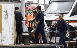 Tàu chở dầu gắn cờ Việt Nam cháy ngoài biển Hồng Kông: Có thể mất hàng tuần dập lửa