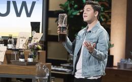 Chàng trai 19 tuổi được đầu tư 50.000 USD tại Shark Tank nhờ dụng cụ lọc bã cà phê
