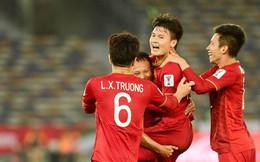 Cập nhật: Việt Nam đang đứng cuối cùng trong top 4 đội xếp thứ 3 có thành tích tốt nhất Asian Cup 2019