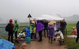 Người dân Nam Sơn vẫn đang căng lều bạt ngăn chặn xe vào bãi rác