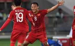 """BXH Asian Cup: """"Vé vớt"""" đầu tiên có chủ, cửa đi tiếp cho Việt Nam bị thu hẹp"""