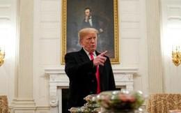 Cận cảnh bữa tiệc đồ ăn nhanh ở Nhà Trắng khi chính phủ Mỹ đóng cửa